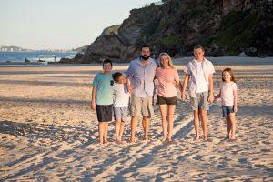 Photo Shoot Family Gold Coast