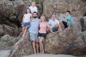 Shared Moments Family Photo Shoot Gold Coast